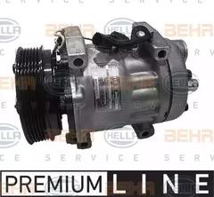 8FK 351 126-351 - Compressor, air conditioning