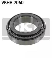 VKBA 1393 SKF Wheel Bearing Kit Ivecco