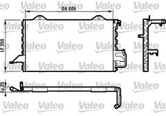 816976 - Condenser, air conditioning