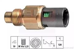 HELLA 6ZT 010 967-071 Temperature Switch coolant warning lamp