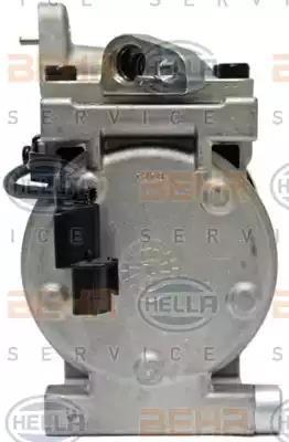 8FK 351 340-161 HELLA Compressor  air conditioning